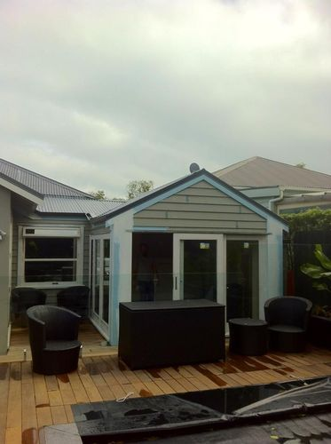 Home extension in Mt. Eden- July 2012- After