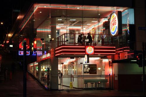 Burger King Sylvia Park, Mt Wellington • Localist