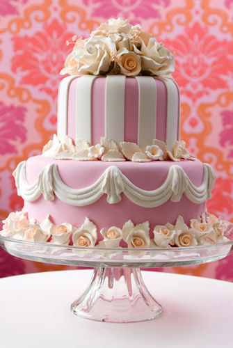 Свадебные двухслойные торты фото