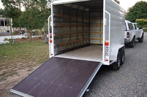 Furniture Trailer Hire One Way