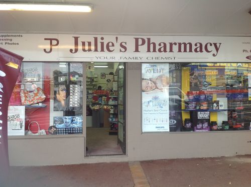 Visit Julie's Pharmacy in Mt. Roskill today