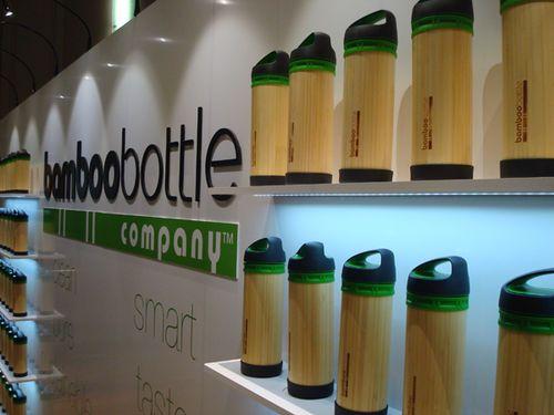 Bamboo Bottles Glass Water Bottle Nz Eco Friendly Water