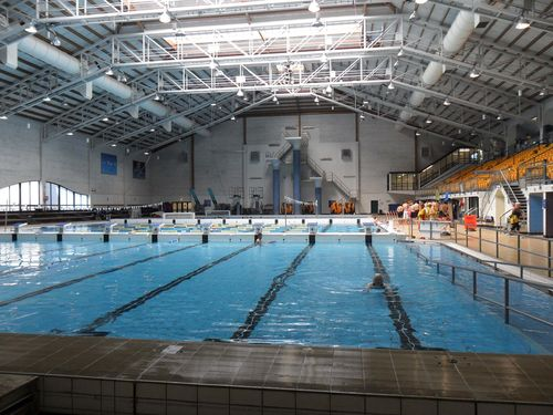 Wellington Regional Aquatic Centre Kilbirnie Localist
