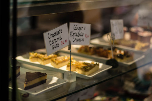 Chocolate Frog Cafe Wellington Menu