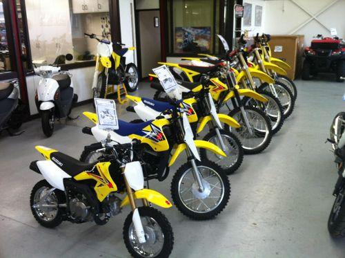 Suzuki Motorcycles Taupo