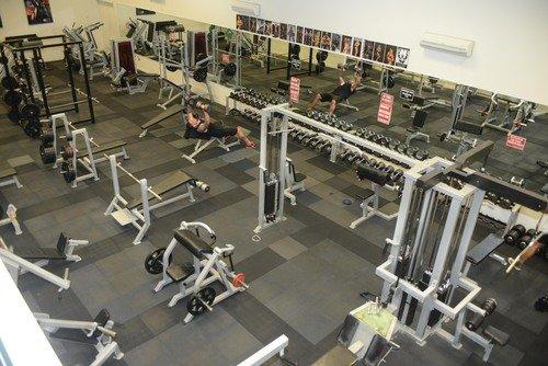 Papatoetoe gym