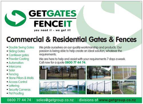 Get Gates Amp Fence It Dairy Flat Localist