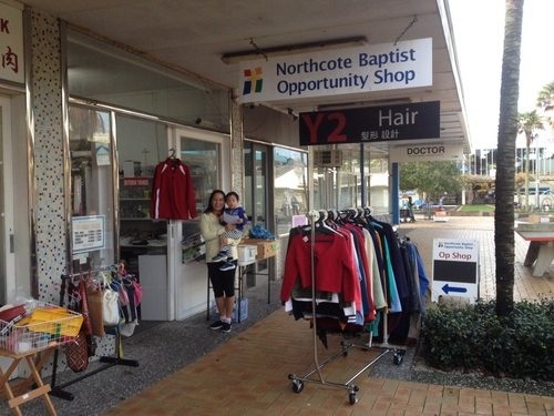 Op shops north shore