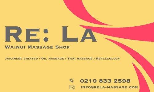 Massage lower hutt