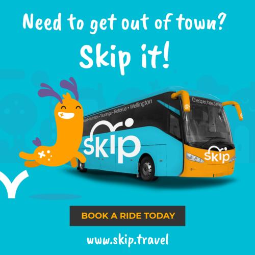 Buses in Wellington • Localist