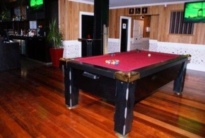 Come in for a game of pool.