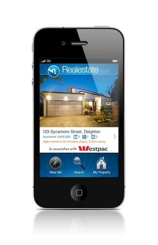 RealEstate.co.nz app (recent client work)