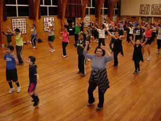 Get Moving With Zumba