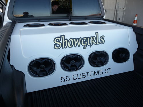 Custom install for Showgirls
