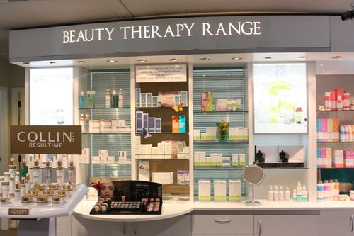 Westgate Beauty Therapy - Product Range