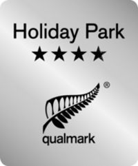 Quality assured, 4 star rating from Qualmark - www.qualmark.co.nz