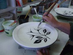Hand-crafted New Zealand made pottery