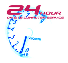 24 Hour On-site Computer Services