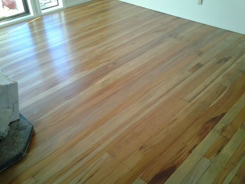 matai flooring, lo-sheen finish