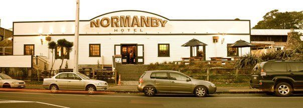 Normanby Hotel in Mount Eden
