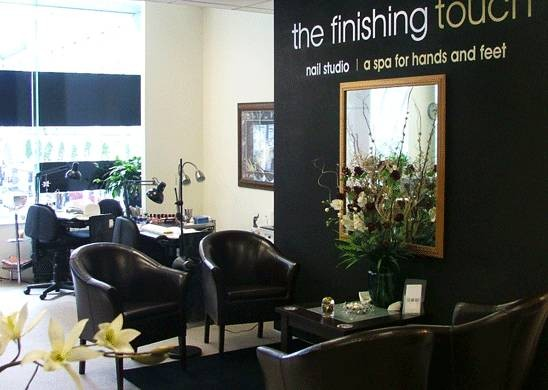 the finishing touch nail spa wellington central localist