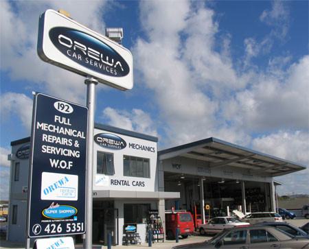 Orewa Car Services
