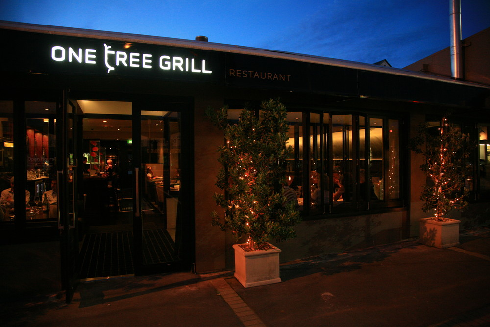 One tree grill restaurant auckland epsom localist for Auckland cuisine