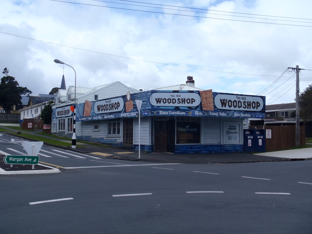The Old Woodshop Cafe New Lynn