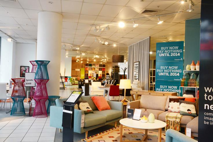 Freedom Furniture Newmarket