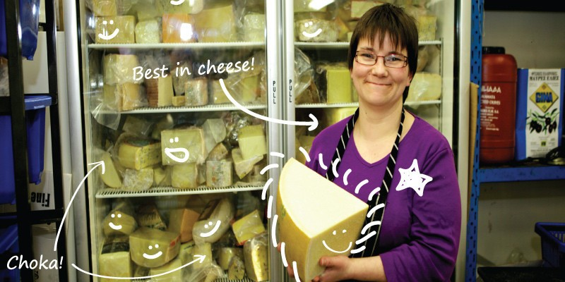 975643be632 Best places to buy cheese in Wellington
