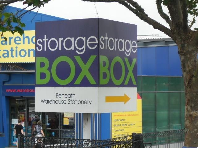 Storage Box - Albany, Albany • Localist