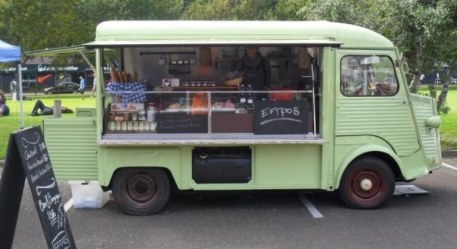 Taco Food Truck Belgie