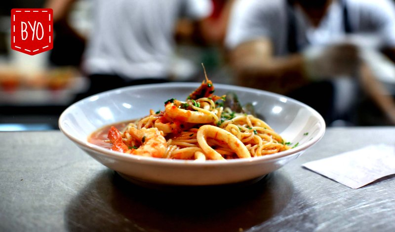 Best byo restaurants in auckland auckland localist for Gina s italian kitchen