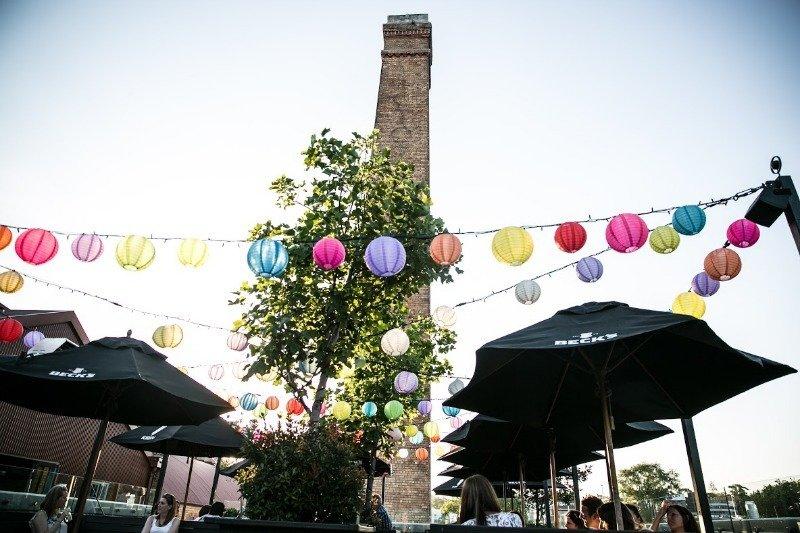 Best garden bars in new zealand auckland localist for Xi an food bar auckland
