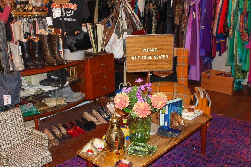 vixen vintage boutique auckland central localist