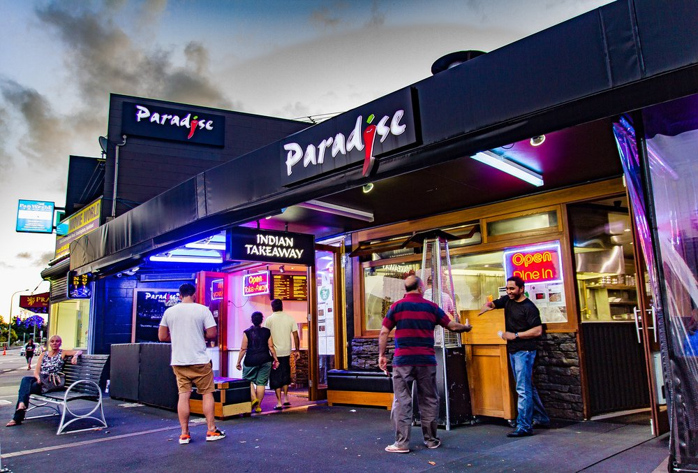 Paradise indian food sandringham localist for Ajadz indian cuisine auckland