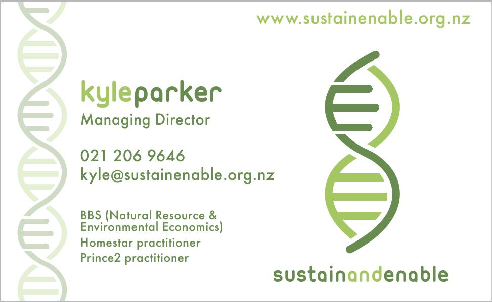 Sustain & Enable Ltd (Environmental Social Enterprise
