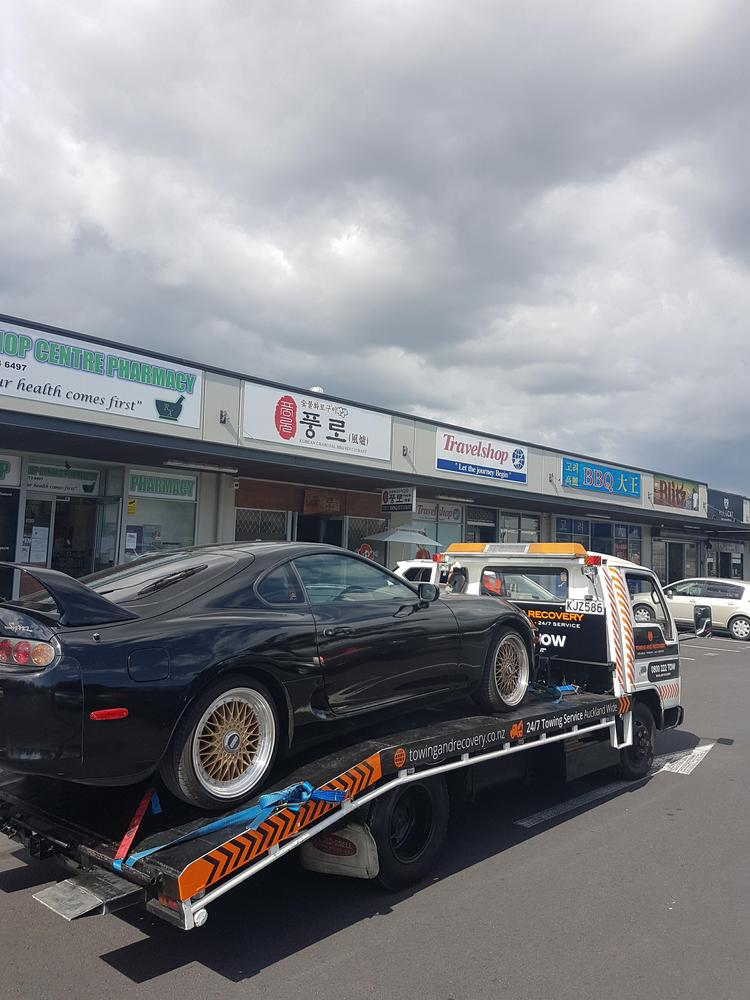 Towing And Recovery Panmure Localist