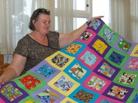 Patchwork And Quilting Course