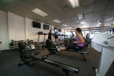 We provide three different types of rowing machine - wind, water and standard.