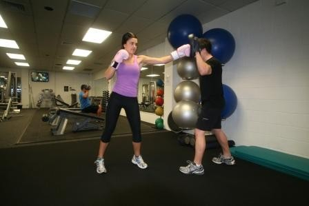 A Personal Trainer is available to create programs and provide assistance to those who want it.