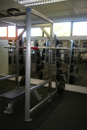 Assisted weight lifting machines for members safety when a spotter is not available.