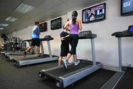 All our Treadmills are fitted with 15-17inch LCD screens and headphone jacks so you can watch live Sky Television!