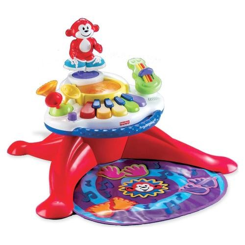 fisher price laugh and learn baby grand piano instructions
