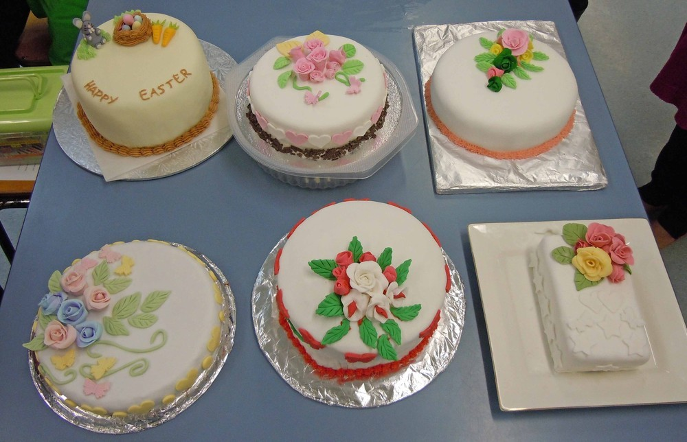 Cake Decorating Course
