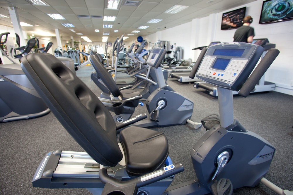 We have X-Ride machines which are a great combination of the cross trainer and the recumbent bike
