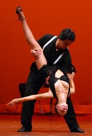 Tango Performance - Irina
