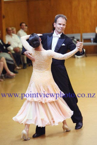 Paul Sheffield- Ballroom Instructor