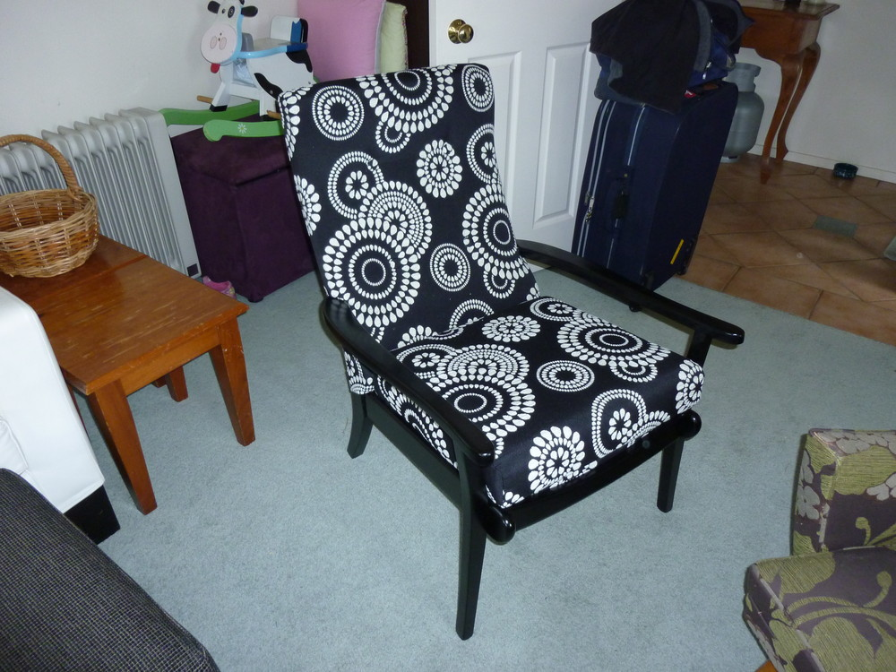 Restored Retro Chair