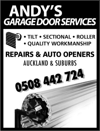 Andy S Garage Door Services Arkles Bay Localist